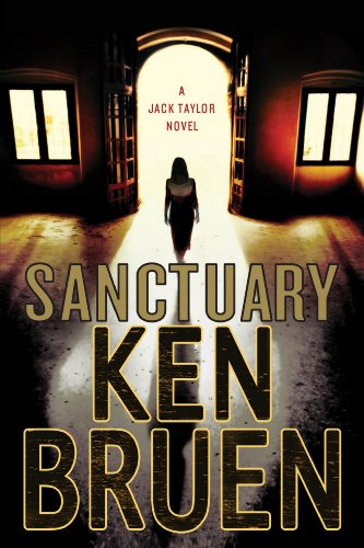 9780312610920: Sanctuary: A Novel (Jack Taylor Series)