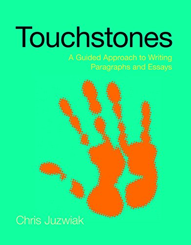 9780312612221: Touchstones: A Guided Approach to Writing Paragraphs and Essays