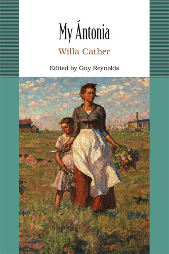 My Antonia By Willa Cather First Edition AbeBooks - Willa cather us map