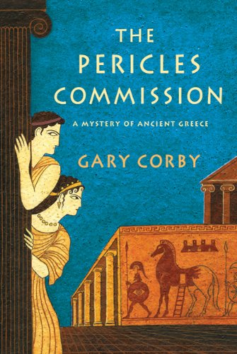 9780312615000: The Pericles Commission (The Athenian Mysteries, #1)