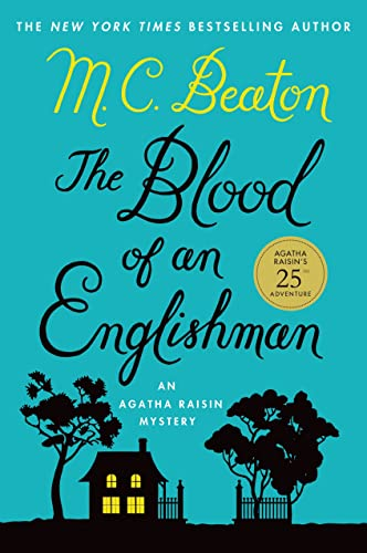 9780312616267: The Blood of an Englishman: An Agatha Raisin Mystery (Agatha Raisin Mysteries)