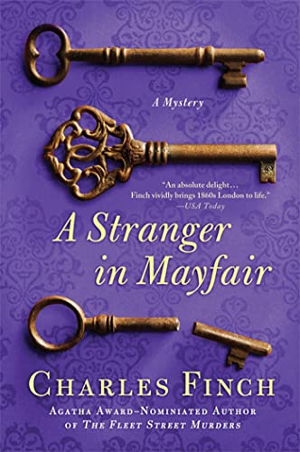 9780312616953: A Stranger in Mayfair: A Mystery (Charles Lenox Mysteries)