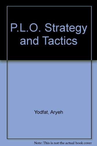 9780312617615: P.L.O. Strategy and Tactics