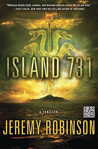 9780312617875: Island 731: A Thriller