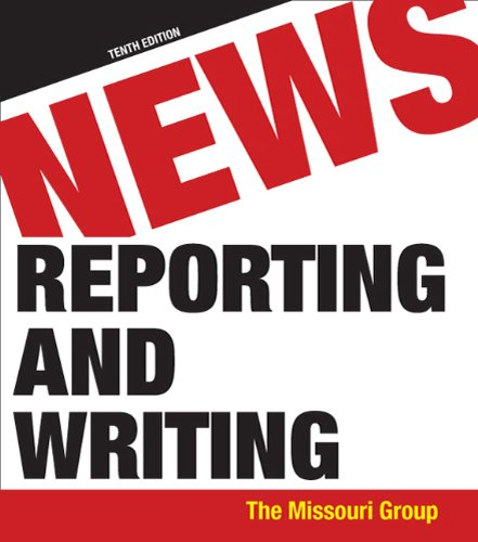 9780312618117: News Reporting and Writing