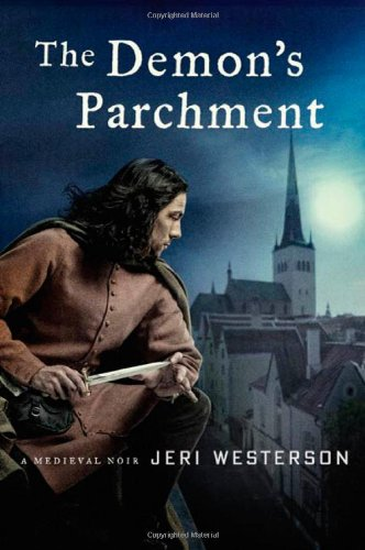 9780312621049: The Demon's Parchment (Crispin Guest Novels)
