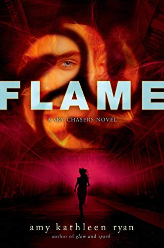 9780312621360: Flame: Book Three of the Sky Chasers