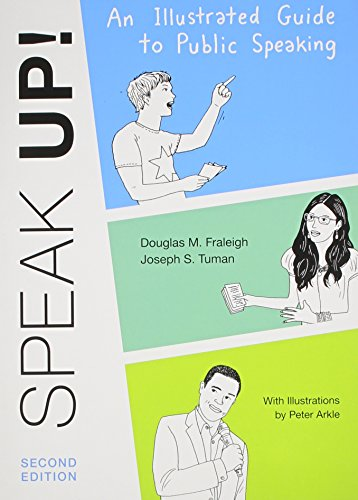 9780312621889: Speak Up: An Illustrated Guide to Public Speaking