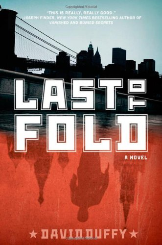 9780312621902: Last to Fold (The Turbo Vlost Thrillers)