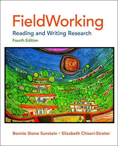 9780312622756: FieldWorking: Reading and Writing Research, 4th Edition