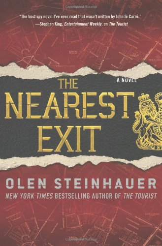 9780312622879: The Nearest Exit (Milo Weaver)