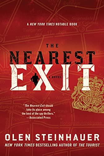 9780312622886: The Nearest Exit: A Novel (Milo Weaver)