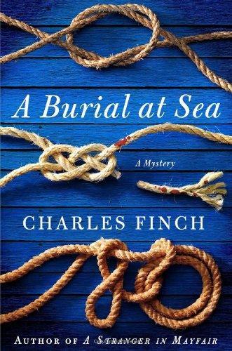 A Burial at Sea (Charles Lenox Mysteries): Finch, Charles