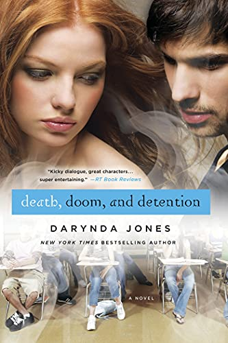 Death, Doom, and Detention [Paperback] [Mar 05, 2013] Jones, Darynda