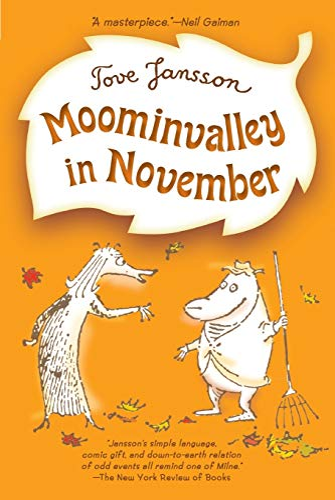 9780312625443: Moominvalley in November (Moomins)