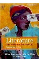 9780312625900: Literature: The Human Experience 10e & LiterActive