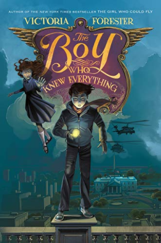 9780312626006: The Boy Who Knew Everything