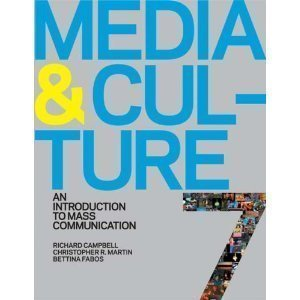 9780312627928: Media & Culture: An Introduction to Mass Communication (2011 Update)