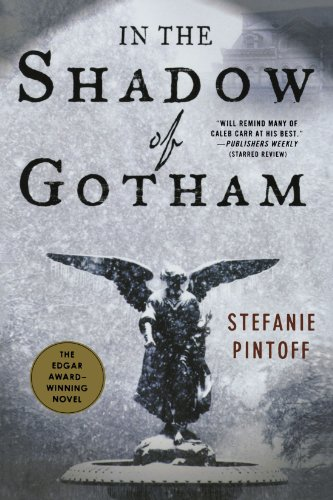 9780312628123: In the Shadow of Gotham (Detective Simon Ziele)
