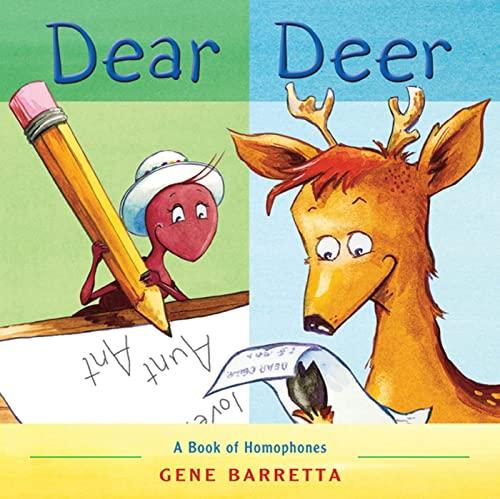 9780312628994: Dear Deer: A Book of Homophones