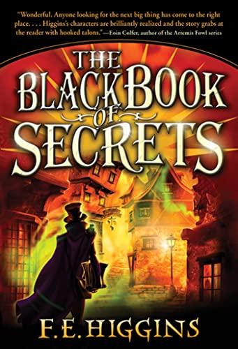 The black book of secrets by higgins f e square fish for Square fish publishing