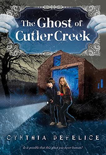The Ghost of Cutler Creek (Ghost Mysteries)