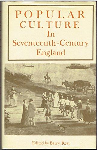 9780312630362: Popular Culture in Seventeenth Century England