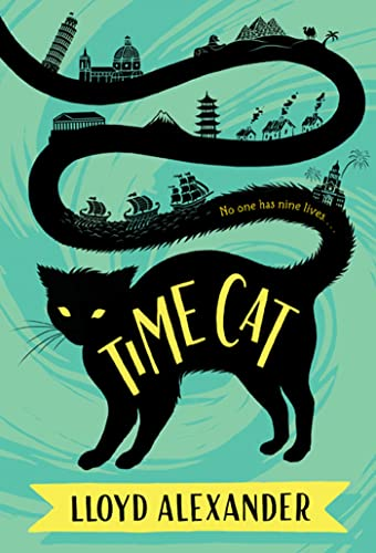 9780312632137: Time Cat: The Remarkable Journeys of Jason and Gareth