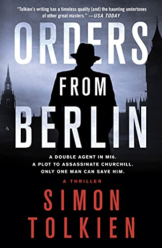 9780312632144: Orders from Berlin: A Thriller (Inspector Trave)