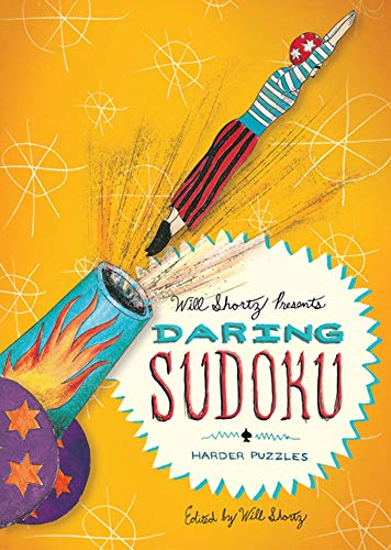 9780312640293: Will Shortz Presents Daring Sudoku: 200 Harder Puzzles