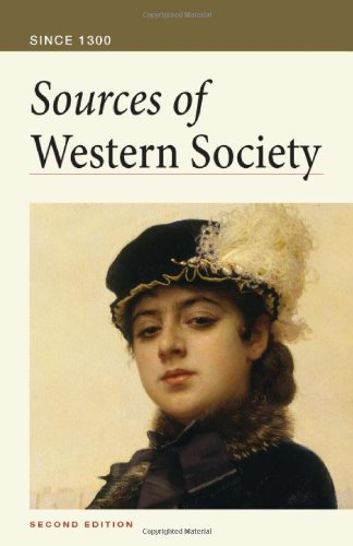 9780312640781: Sources of Western Society Since 1300