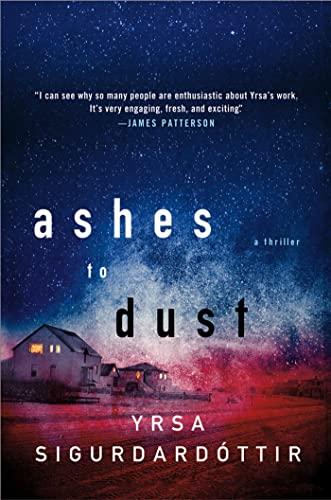 9780312641740: Ashes to Dust: A Thriller (Thora Gudmundsdottir)