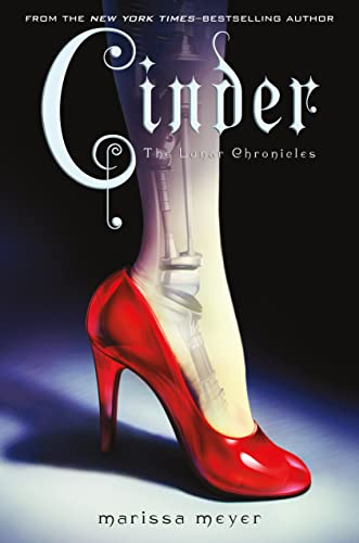 9780312641894: Cinder: Book One of the Lunar Chronicles