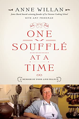 9780312642174: One Souffle at a Time: A Memoir of Food and France