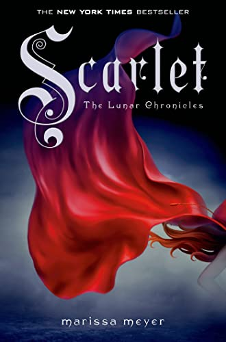 9780312642969: Scarlet