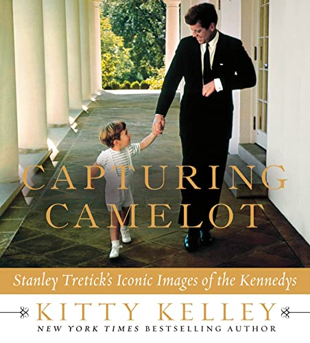 9780312643423: Capturing Camelot: Stanley Tretick's Iconic Images of the Kennedys