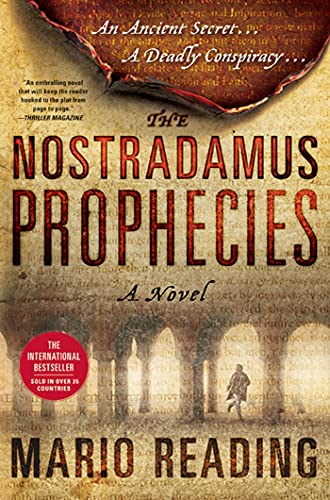 9780312643799: The Nostradamus Prophecies