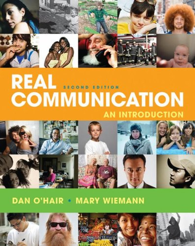 9780312644208: Real Communication: An Introduction
