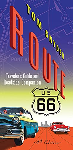 9780312644253: Route 66 Traveler's Guide and Roadside Companion