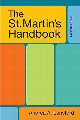 9780312644406: The St. Martin's Handbook: 7th Edition (Instructor's Copy)