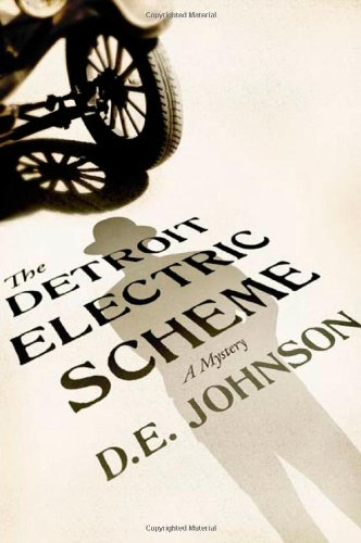 9780312644567: The Detroit Electric Scheme: A Mystery (Detroit Mysteries)