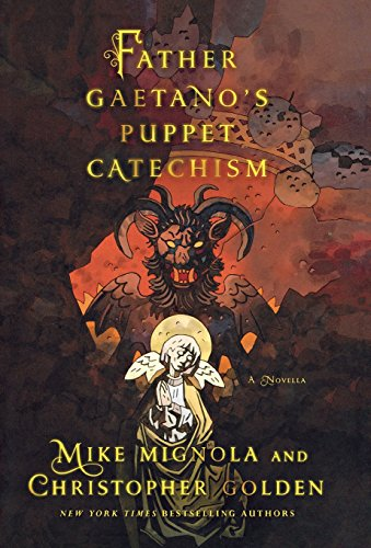 9780312644741: Father Gaetano's Puppet Catechism: A Novella