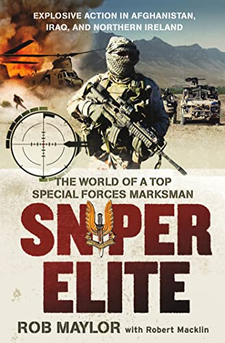 9780312645410: Sniper Elite: The World of a Top Special Forces Marksman