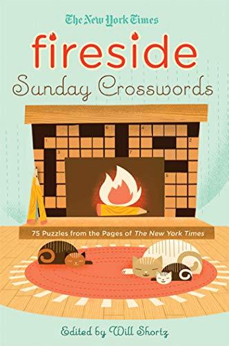 9780312645465: The New York Times Fireside Sunday Crosswords: 75 Puzzles from the Pages of The New York Times