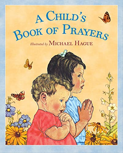 9780312645762: A Child's Book of Prayers