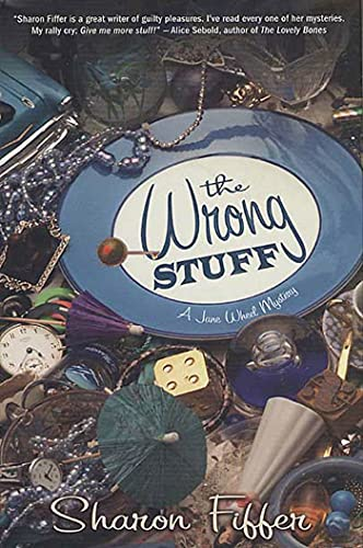 9780312646233: The Wrong Stuff: A Jane Wheel Mystery (Jane Wheel Mysteries)
