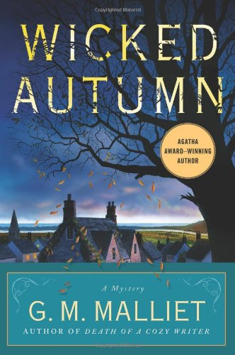 9780312646974: Wicked Autumn: A Max Tudor Novel