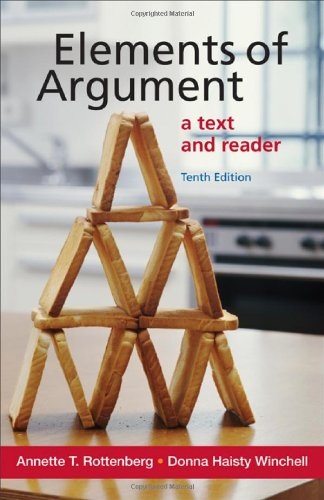 9780312646998: Elements of Argument: A Text and Reader