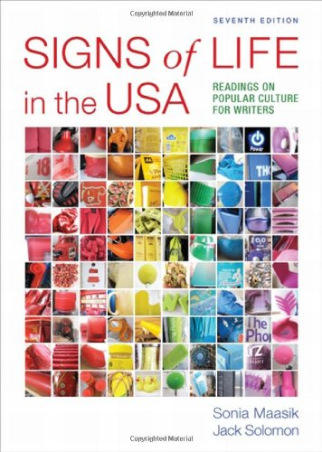 9780312647001: Signs of Life in the USA: Readings on Popular Culture for Writers