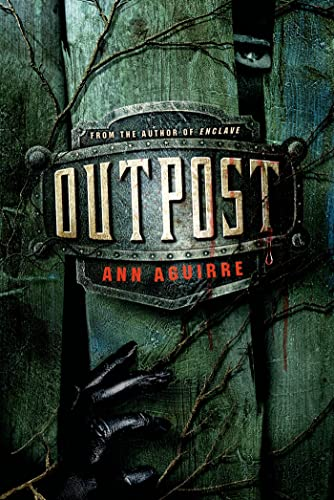 9780312650094: Outpost (The Razorland Trilogy)